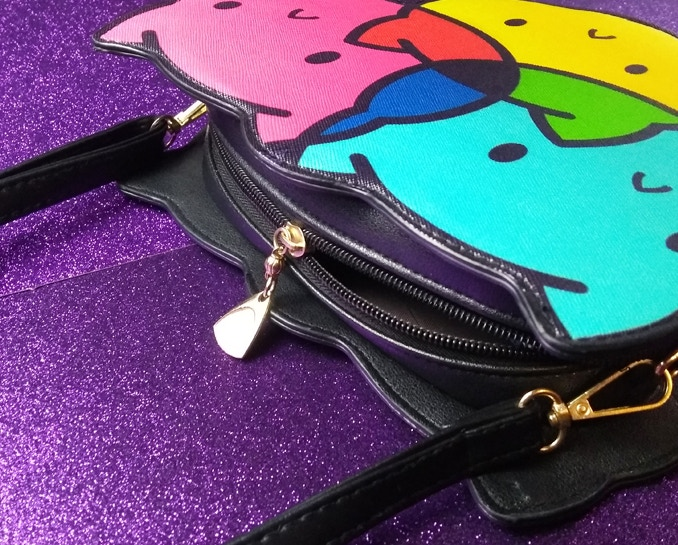 CMYKitty Purse, Pins, Patches and more! Sassy Kitty Pins by
