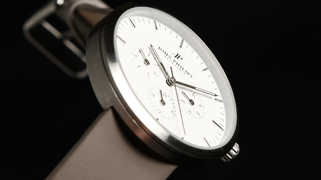 John Philips Watches: Affordable Luxury Timepieces (Canceled)