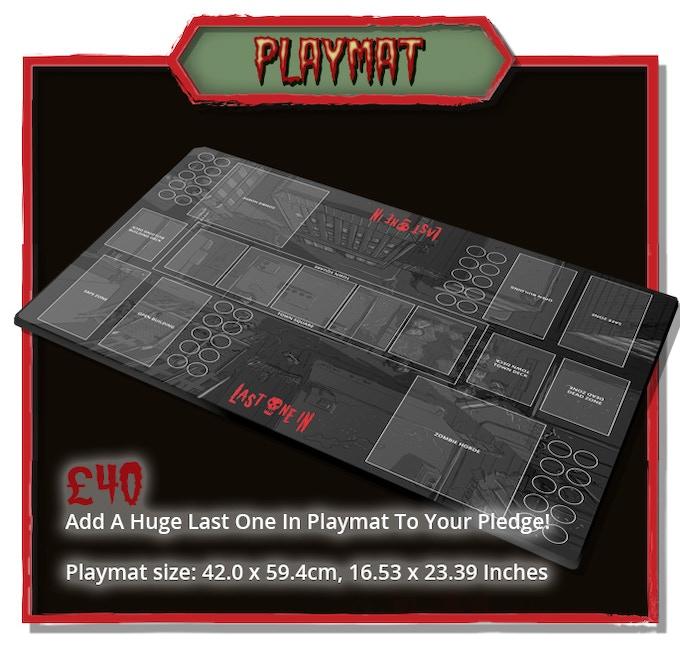 Last One In Playmat