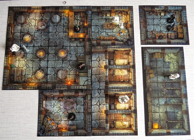 The Modular Inn map-tiles
