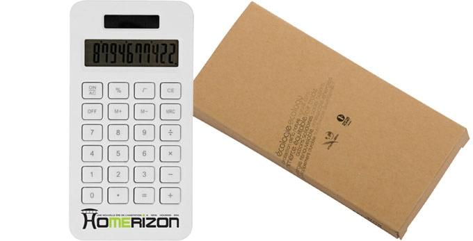 The Bioplastic Solar calculator