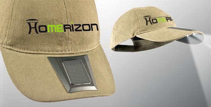 The Homerizon photovoltaic CAP