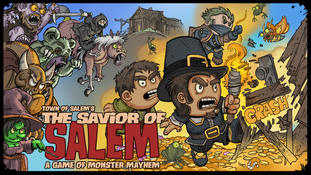 how to play town of salem with friends