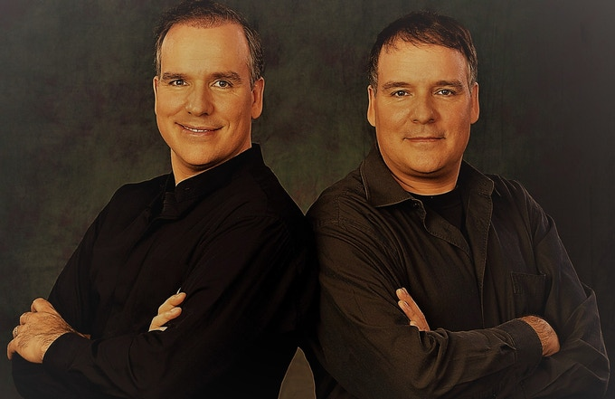 Jean-Pierre and Jean-Marc Desmarais