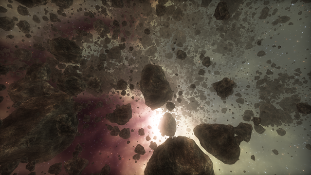 100K Dynamic Asteroids @ 45 FPS, Only 2% of Frame Time is Physics