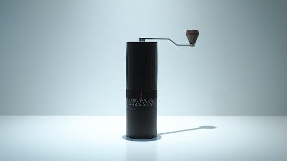 Hiku: The Premium Hand Coffee Grinder