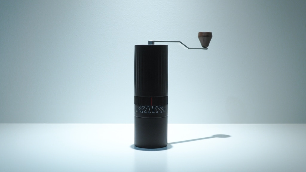 Hiku: The Premium Hand Coffee Grinder project video thumbnail