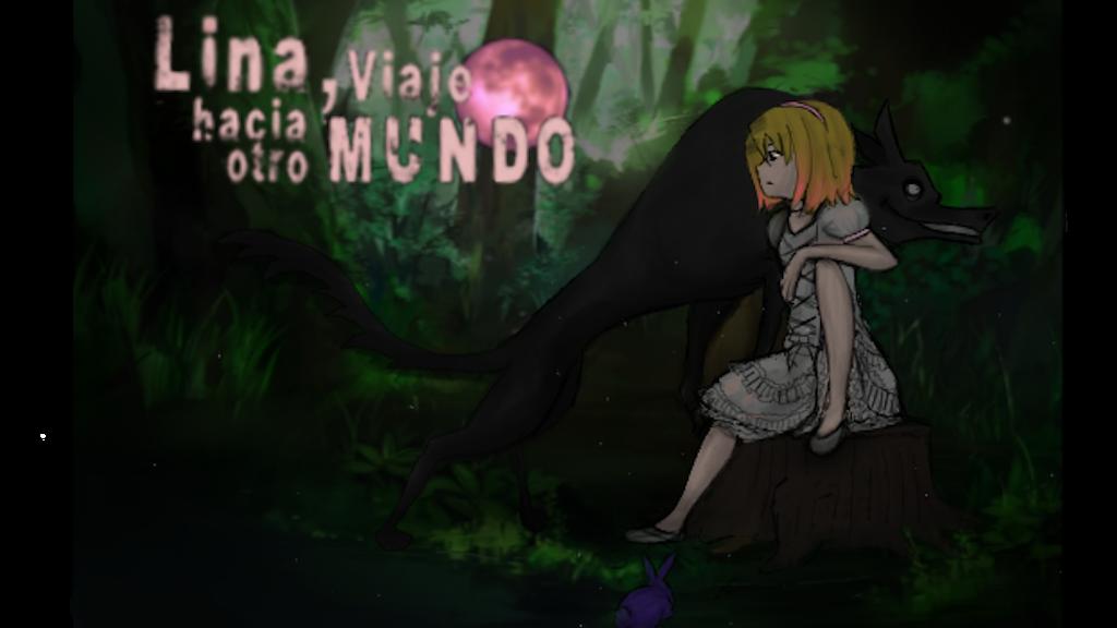 Lina, viaje hacia otro mundo, Juego rpg aventuras