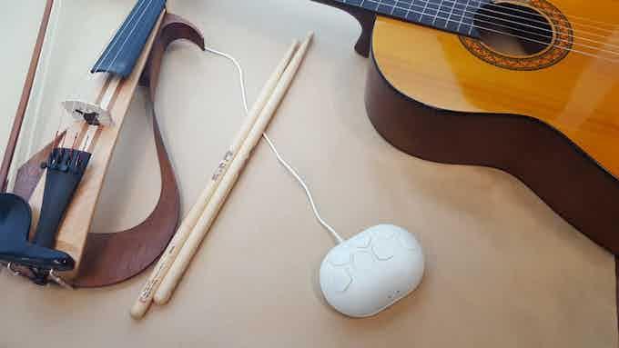 PAU - A Pocket-Sized Drum Set