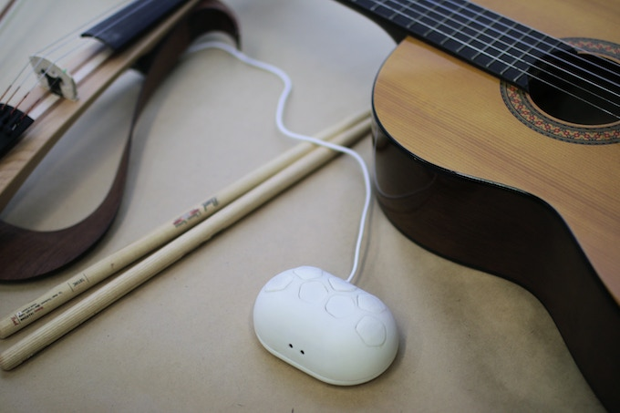PAU can be played with other instruments to create music!