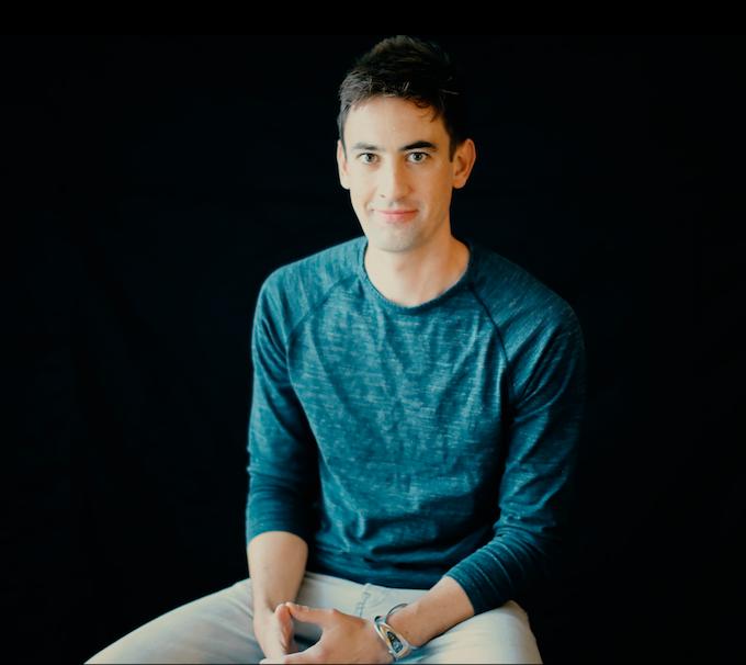 Brad Balzer Founder | CEO wearing Aluminum