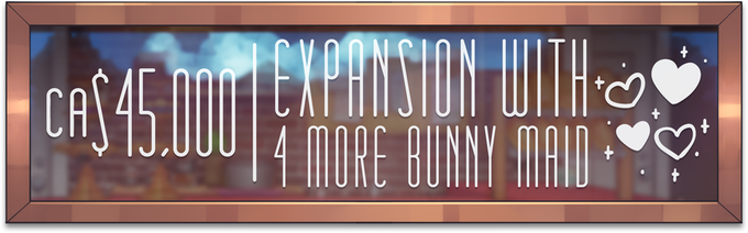 After I finish the game and distribute it to all my backers, if this stretch goal is met, I will start right away to making an expansion of the game and distribute it to all my backers for no additional charge!