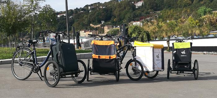 Add Bike est un système innovant transformant votre vélo en un triporteur urbain stable et maniable, pour plus d'usages au quotidien.