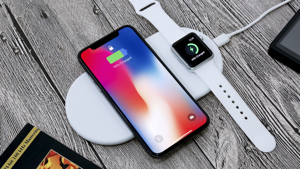 Funxim: Affordable Fast Wireless Charging Pad For Apple Fans project video thumbnail