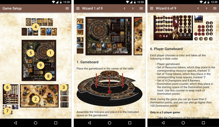 Barbarians: The Invasion by Tabula Games » The Official App is Here