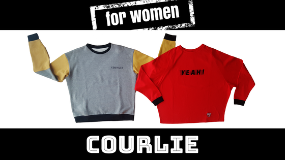 Courlie: The urban and skater brand exclusively for WOMEN!