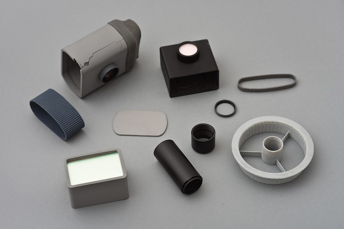 Parts and Prototypes