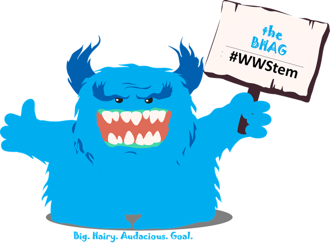 BHAG #WWStem