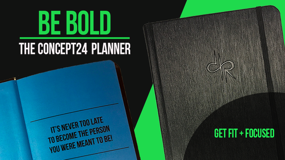 The CONCEPT24 Planner | Get Fit + Focused
