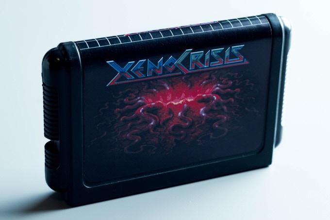 The NTSC-J cartridge (placeholder artwork)