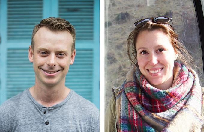 Alex McAulay & Karyna McLaren, Co-Founders
