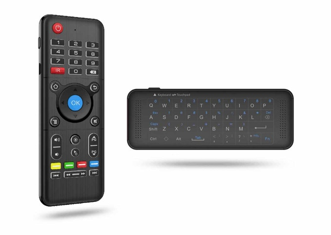 GenBasic Omni Remote Air Mouse Keyboard and Touchpad