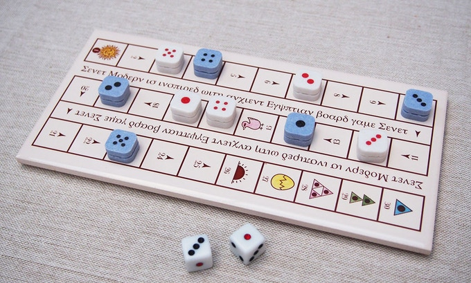 Stretch goal hand painted color board edition