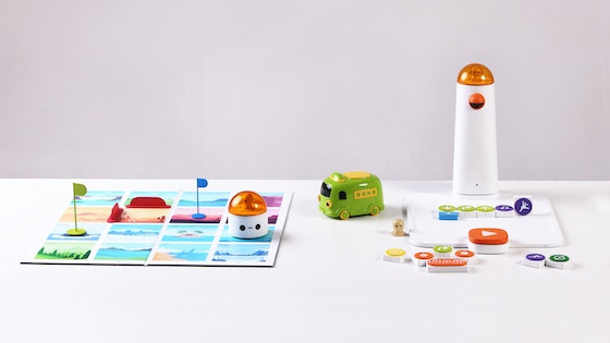 MatataLab - A new hands-on coding robot for kids ages 4-9