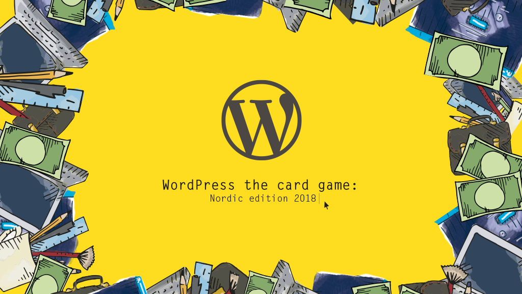 WordPress the Card Game project video thumbnail