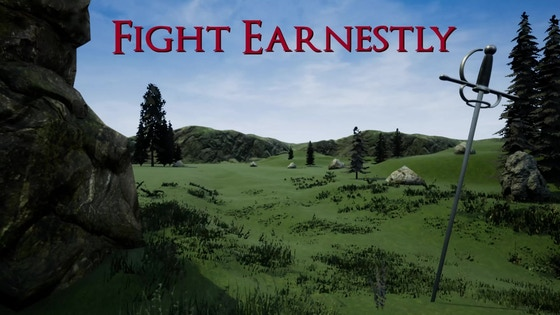 Fight Earnestly