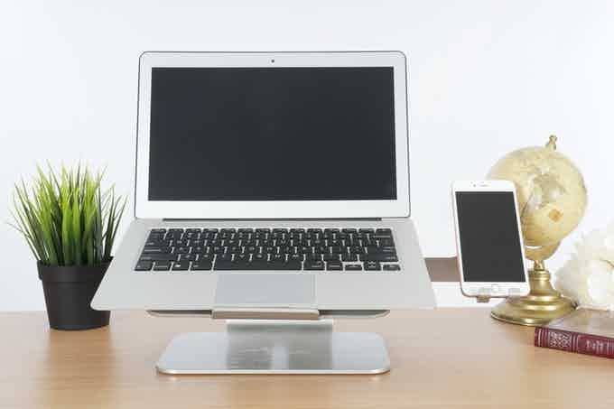 Silver to Match Your Mac Book (or Space Station)