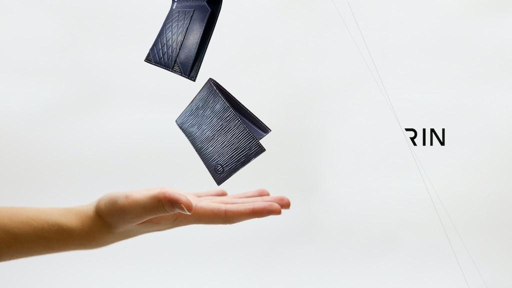 RIN: A Modern Inspired Bi-fold Wallet