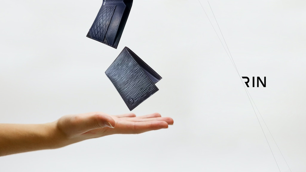 The Wallet that's Inspired by Architecture