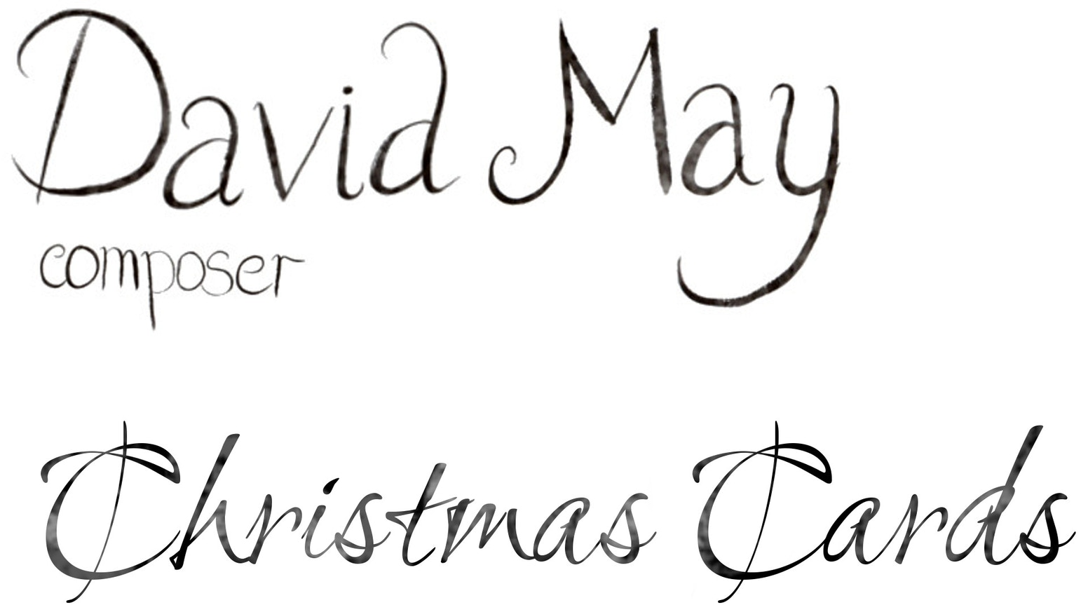 Experiential Christmas Cards by David May — Kickstarter