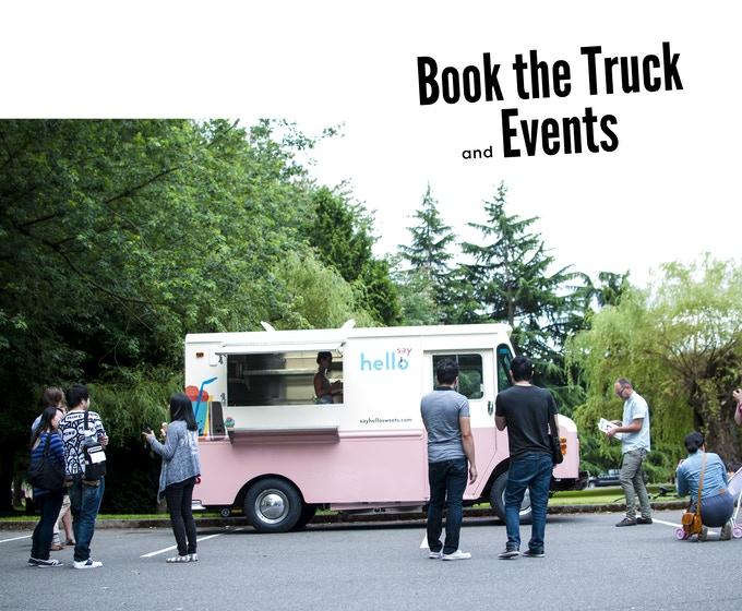 Book the truck for your event!