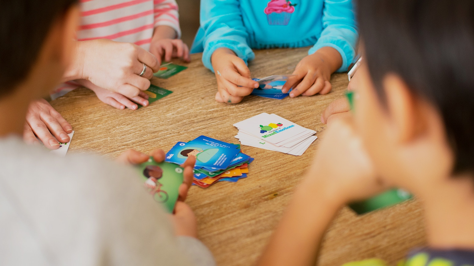 FUNDED! Thanks to you, the card game that helps kids talk about their feelings is now available on our online shop!