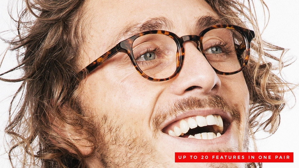 Redefining Luxury Eyewear With Smart Lenses - Lance Glasses project video thumbnail