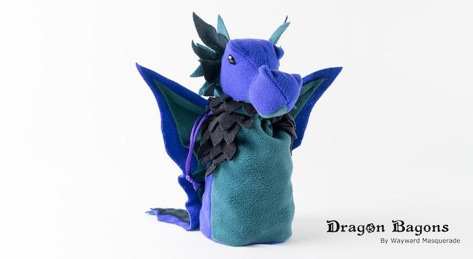 Purple Dragon Bagon