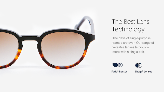 5b6f2717ce7 Redefining Luxury Eyewear With Smart Lenses - Lance Glasses by Lance ...