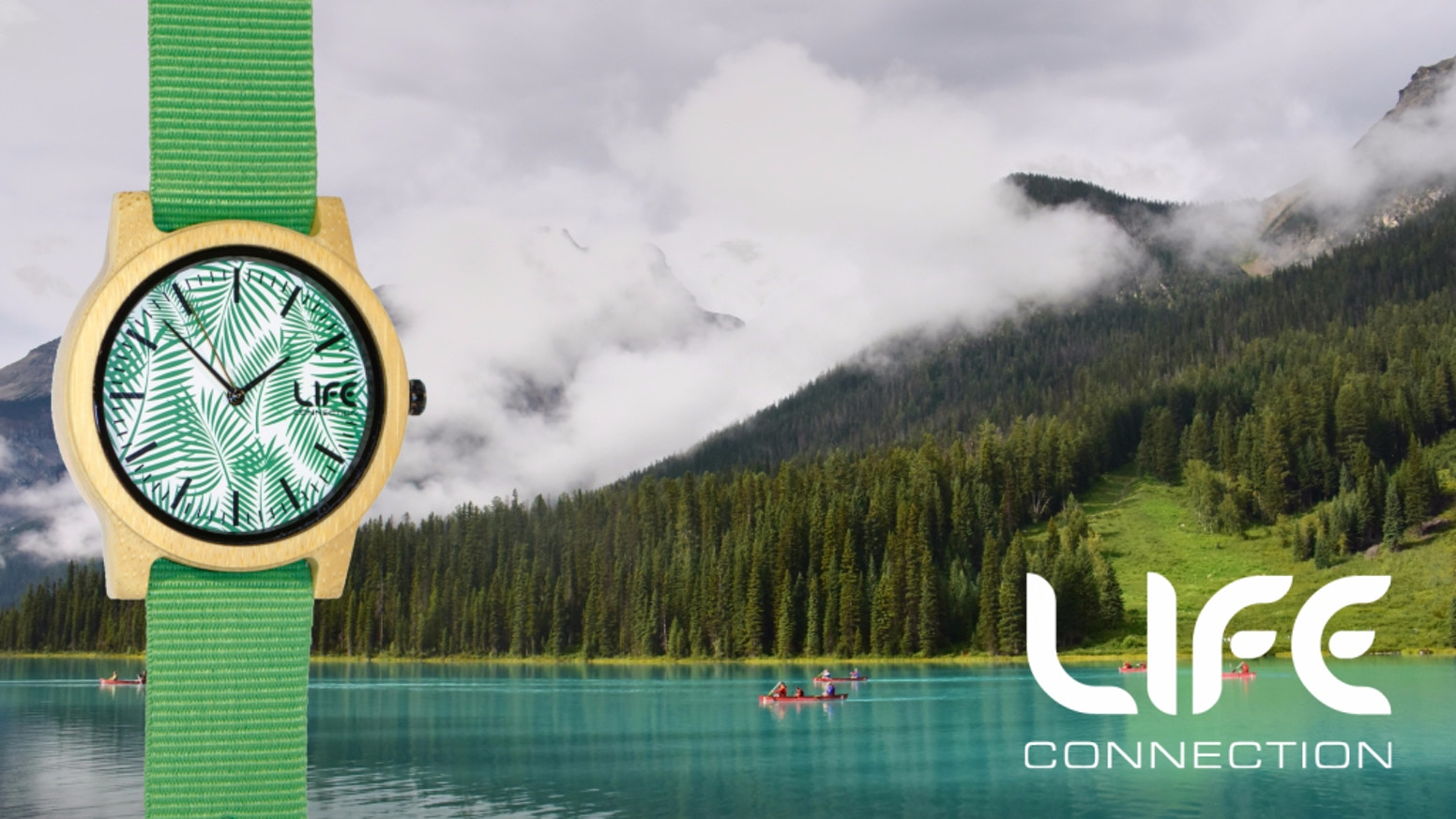 LIFE Connection | Watches with a Meaningful Impact