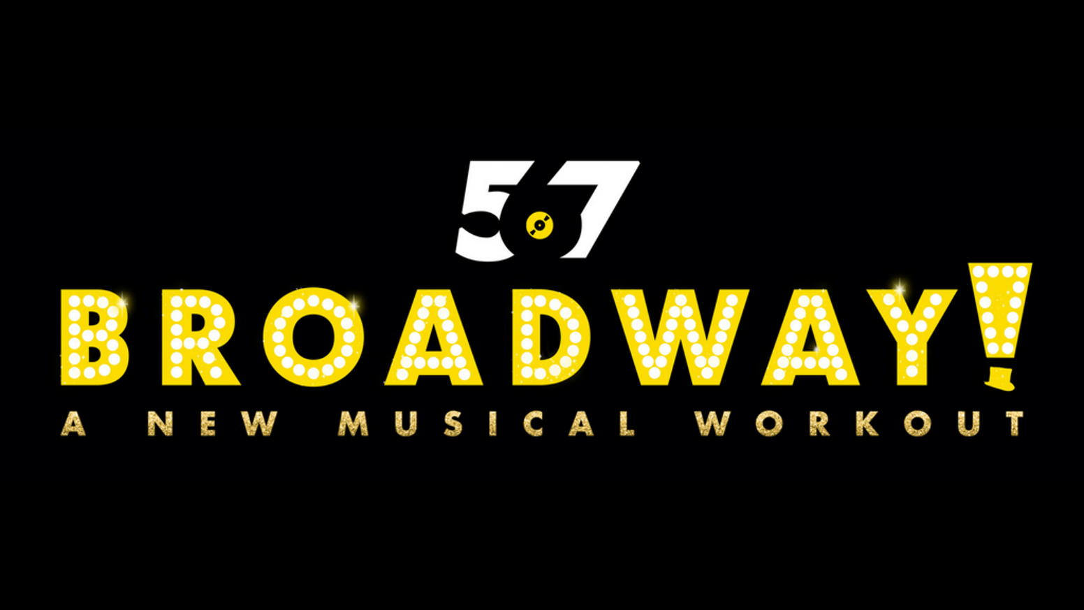 The only workout that literally makes life a musical!