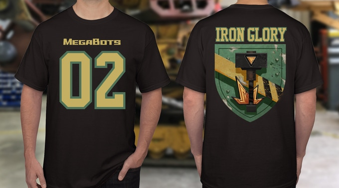 We didn't forget about our O.G. Iron Glory fans!
