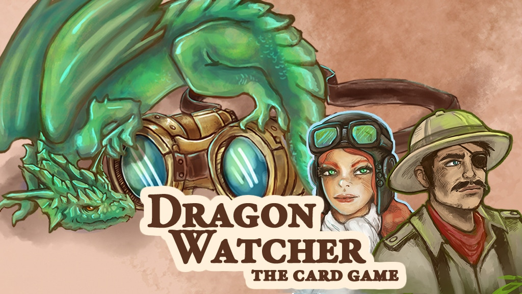 Dragon Watcher: The Card Game project video thumbnail
