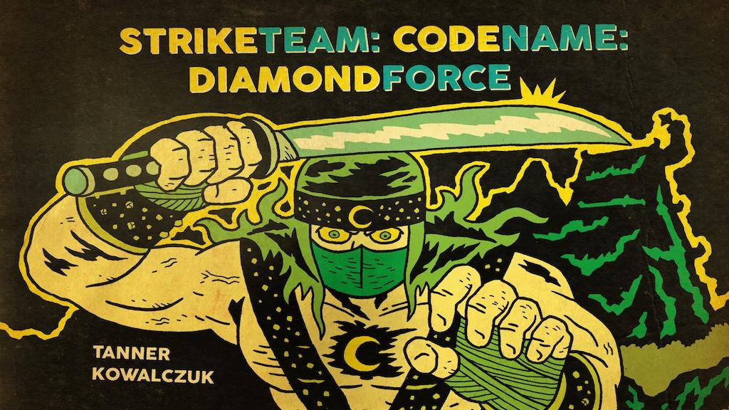 Strike Team: Code Name: Diamond Force One-Shot Comic