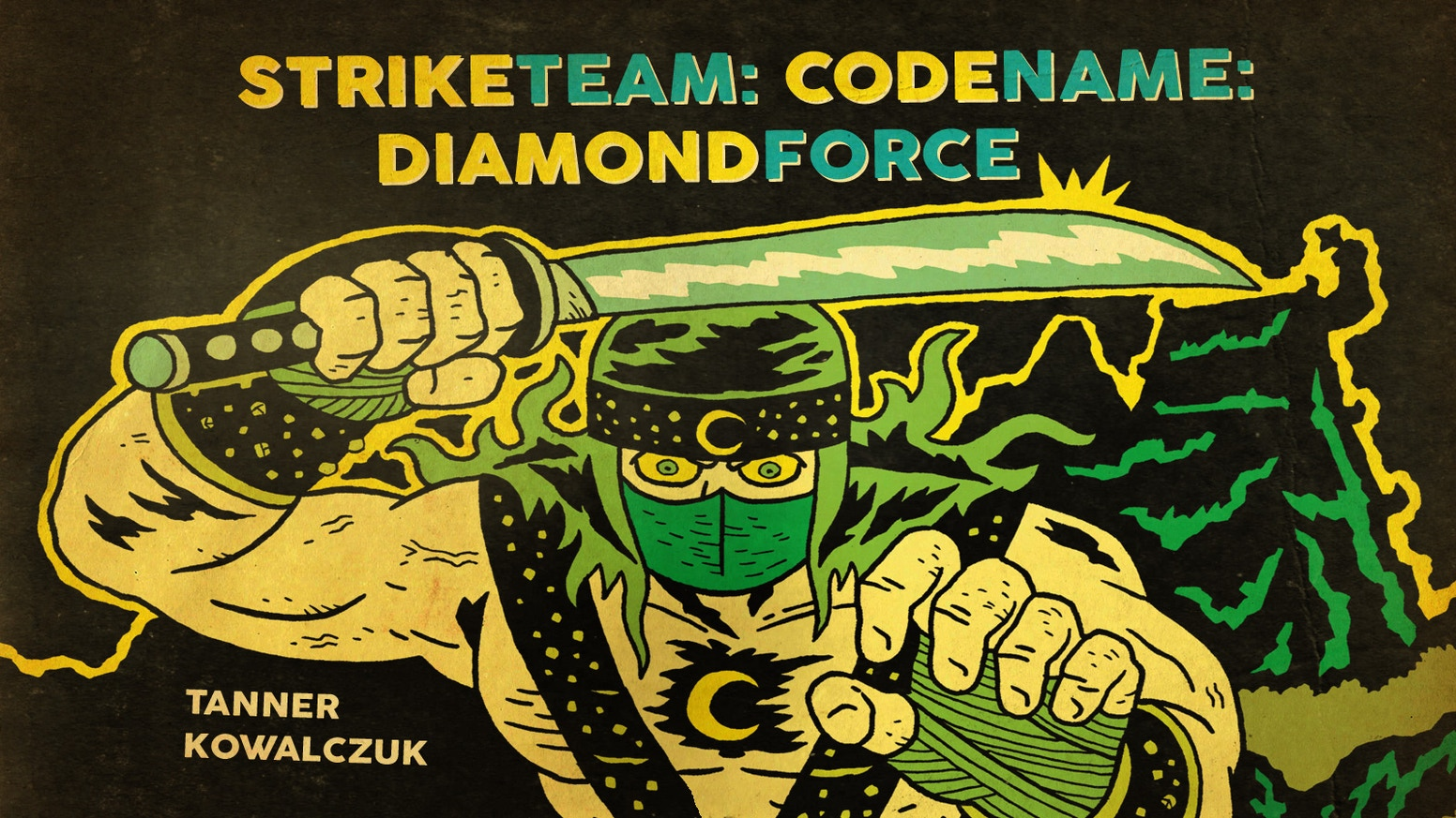 When the President's mistress is kidnapped by ninjas, there's only one team you can trust...Strike Team: Code Name: Diamond Force!