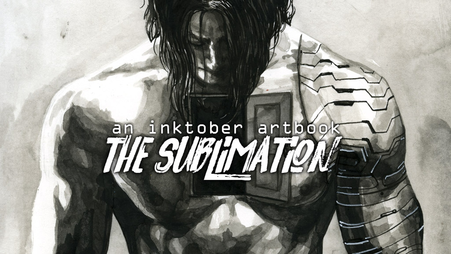 the sublimation: An Inktober Artbook by Kaitlin Wadley — Kickstarter