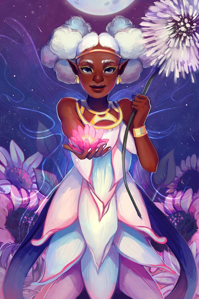 Brown Sugar Fairies Saroja S Quest By Aiysha Sinclair