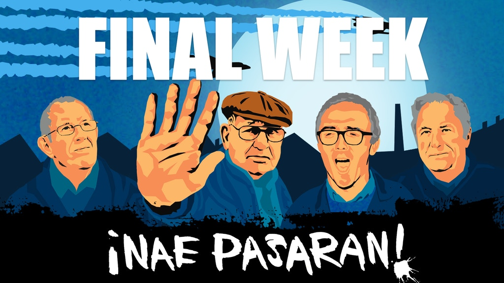 NAE PASARAN The Scots who defied Pinochet - FINISHING FUNDS project video thumbnail