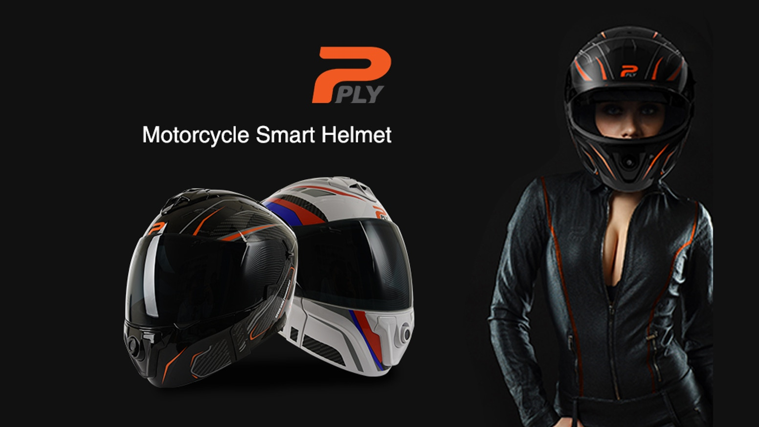 Smart Technology has finally arrived for the motorcycle enthusiast. Delivery - April 2018. Early Bird specials start at $399 (Limit 50)