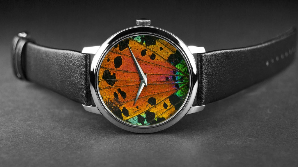 KHAMAMA Revolutionising luxury watches - embracing nature